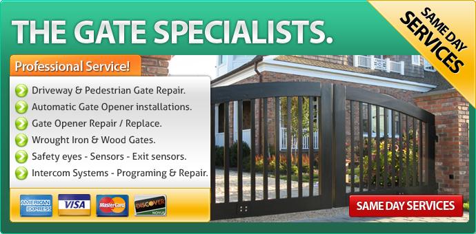Gate Repair La Palma CA